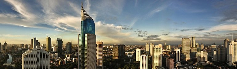 Jakarta Landscape